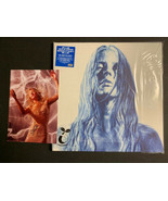 Ellie Goulding : Brightest Blue Blue & Clear Colored Vinyl 2LP w/Signed ... - $80.70