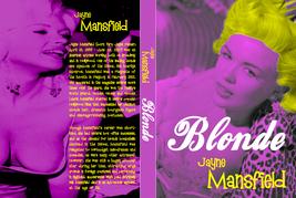 JAYNE MANSFIELD - BLONDE DVD - $23.50