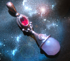 HAUNTED NECKLACE MAGICKAL FOREST OF POWERS HIGHEST LIGHT COLLECTION MAGICK - $9,400.77