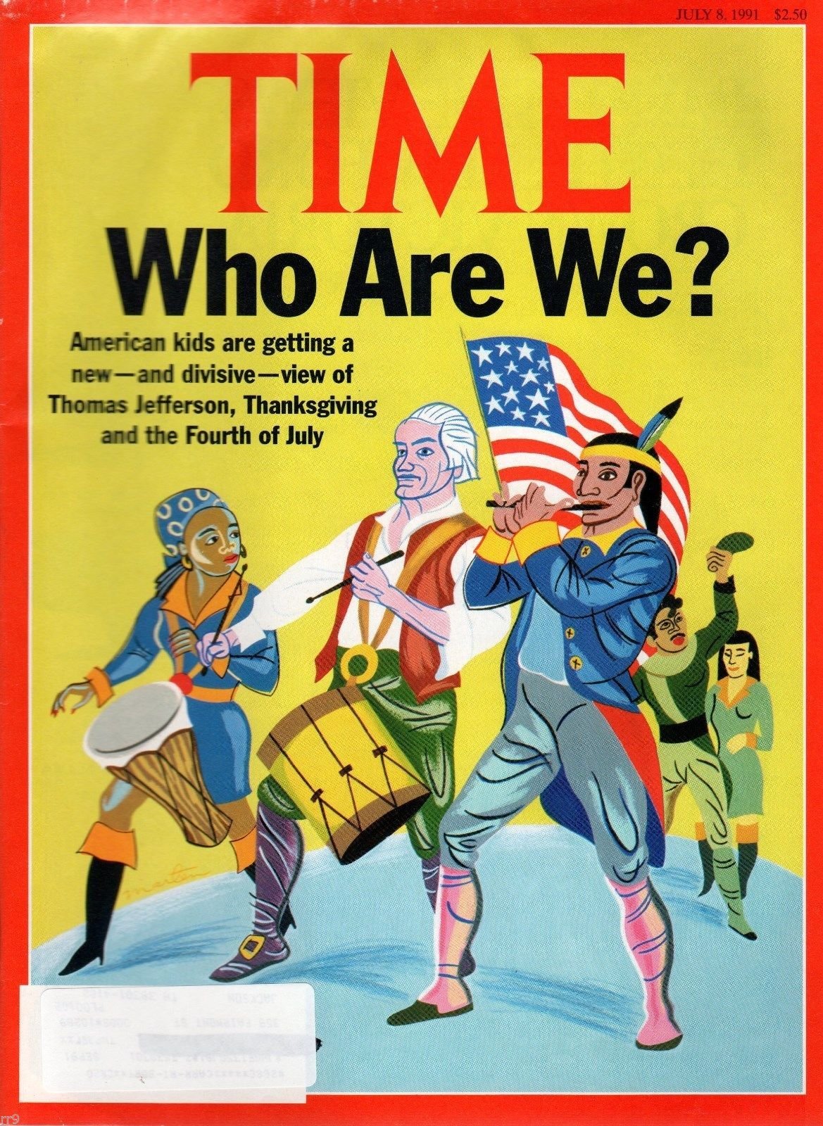 Primary image for Time Magazine - July 8, 1991