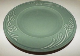 (2) LENOX Poppies Rainbow Green Salad Plate - $21.78