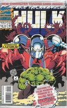 The Incredible Hulk Comic Book King-Size Annual #19 Marvel 1993 NEAR MINT UNREAD - $3.99