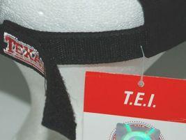 TEI Black Texas Tech Adjustable Cap Masked  Rider TT Colors image 5