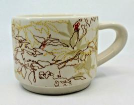 Starbucks Coffee 2009 Europe Map Ceramic Coffee Mug Cup 295 ml 10 oz Fad... - $29.56
