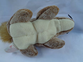 "TY 1999 Chipper The Chipmunk Beanie Baby 7"" Long image 7"