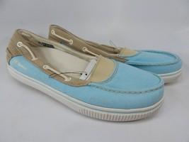 Spenco CVO S3 Size US 7 M (B) EU 37.5 Women's Sneakers Casual Shoes Light Blue