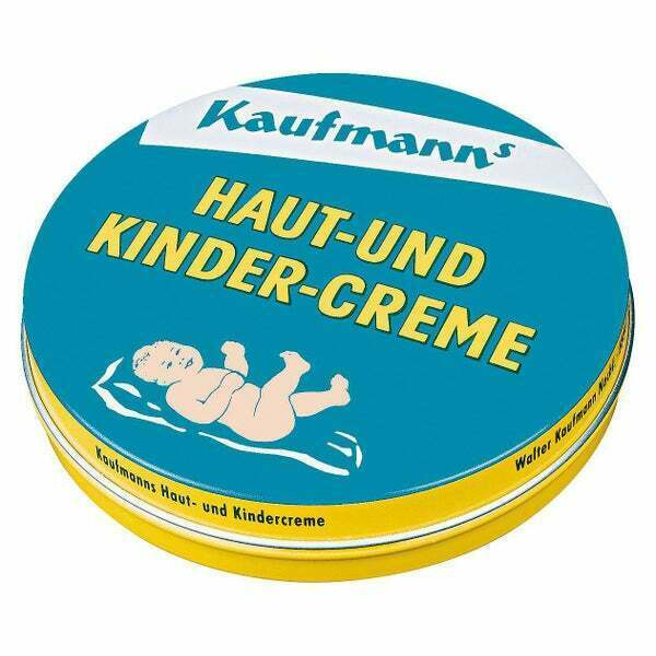Primary image for Kaufmann's skin and child cream 75ml CAN -Made in Germany-FREE SHIPPING