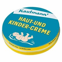 Kaufmann's skin and child cream 75ml CAN -Made in Germany-FREE SHIPPING - $8.90