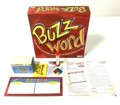 Buzzword 2003 Board Game Complete Family Game Night - $11.39