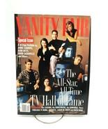 Vanity Fair Magazine December 1995 TV Hall of Fame FRIENDS ER - $48.37