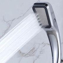 300 Hole Square High Pressure Bathroom Shower Head - $13.78