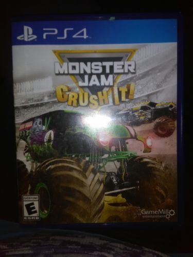 Monster Jam PS4 - PlayStation 4 pps-1620-26