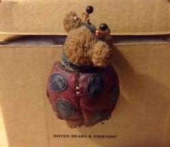 "Boyds Bears ""Leedle"" Longaberger Exclusive -Basket Sitter- NIB - 2004- R... - $24.99"