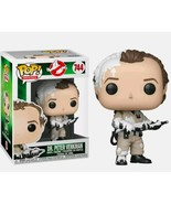 NEW SEALED Funko Pop Figure Ghostbusters Peter Venkman Marshmallow Walmart  - $23.19