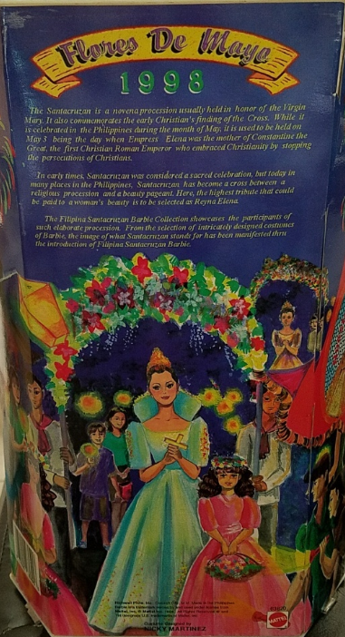 Barbie Philippines Flores De Mayo 1998 and 50 similar items
