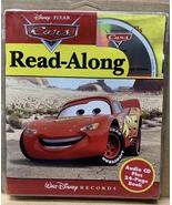 Disney/Pixar Cars Read-Along (Paperback + Read-Along CD) 050086152124 - $12.88