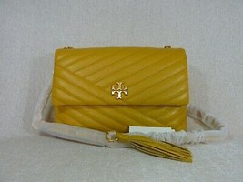 NWT Tory Burch Daylily Kira Chevron Flap Shoulder Bag - $502.90