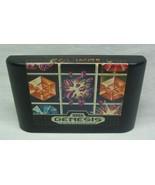 COLUMNS Sega GENESIS Puzzle VIDEO GAME CART 1990 - $12.38