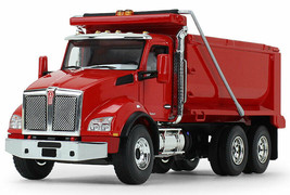 Viper Red Kenworth Dump Truck First Gear 50-3469 1/50 Scale - $89.05