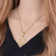 3 STYLE Magen (star of) DAVID-  Jewish Necklace Pendant - ON Sale !! - $2.78+