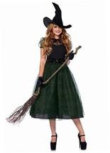 Leg Avenue Women's Darling Spellcaster Costume, Black, X-Large - $36.83