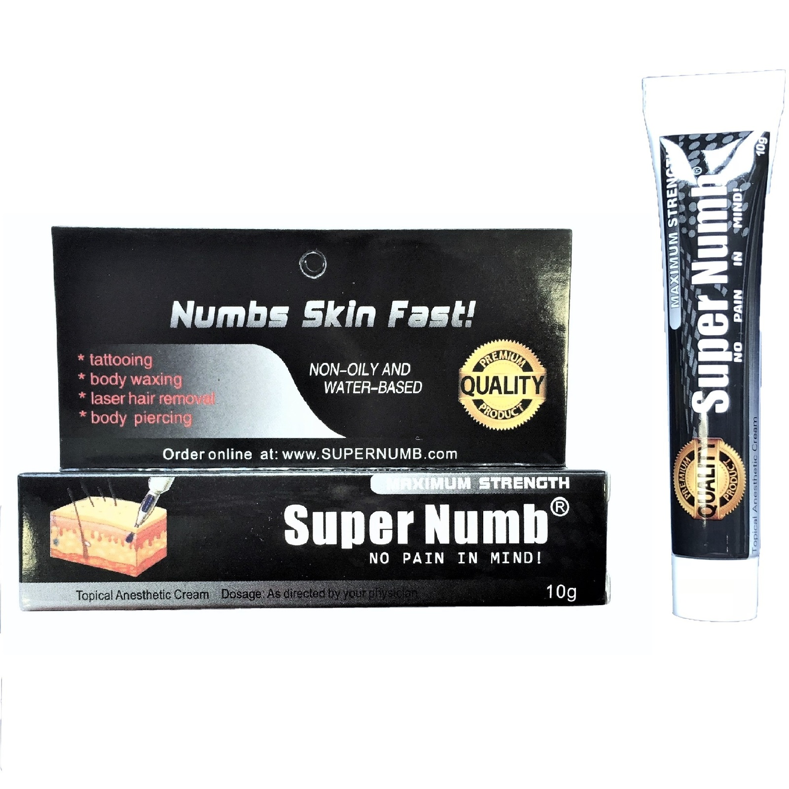 Super Numb Cream: 7 customer reviews and 7 listings