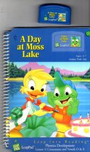 LeapFrog  -  A Day At Moss Lake - Leap Into Reading - $4.75