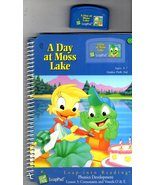 LeapFrog  -  A Day At Moss Lake - Leap Into Reading - $4.50