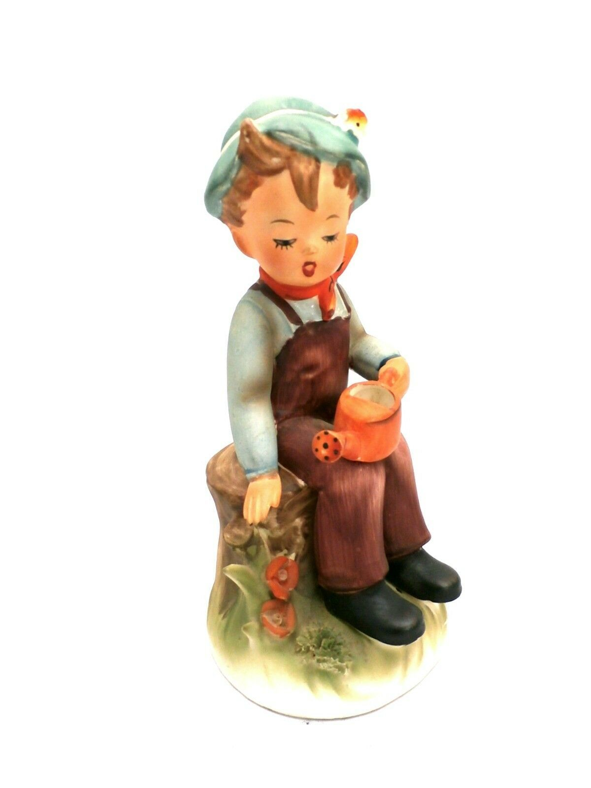 Vintage Ercih Stauffer Figurines Young Folks S8515 Pair
