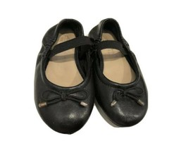 American Eagle Shoes ~ Black Ballet Flats ~ Size 6 Toddler - $12.00