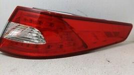 2011-2013 Kia Optima Passenger Right Side Tail Light Taillight Oem 91667 - $229.27