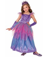 Happily Ever After Royal Purple Fairy Princess Girls Costume w/Glovettes... - $39.99