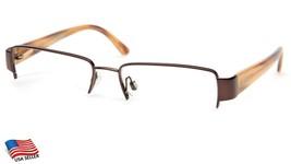 Polo Ralph Lauren Rl 5034 9013 Brown Eyeglasses Frame 50-16-135 B34mm - $24.74