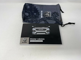 2021 Dodge Ram 1500 Owners Manual Handbook with Case OEM Z0A1670 - $98.99