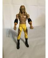 WWE Mattel Elite Figure Christian Yellow Pants & Glasses. WCW ECW NXT WW... - $38.62