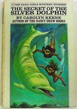 Dana Girls Secret of the Silver Dolphin white spine no.3 Carolyn Keene   - $5.99