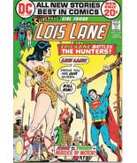 Superman's Girlfriend Lois Lane Comic Book #124, DC Comics 1972 FINE+ - $12.13
