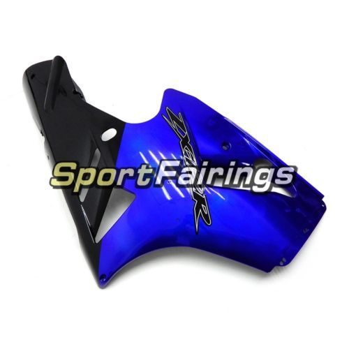 Complete Blue Fairings For 2000 2001 Kawasaki ZX12R ABS Injection Body Frames