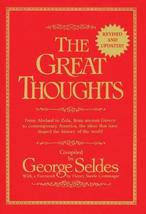 The Great Thoughts, From Abelard to Zola, from Ancient Greece to Contemporary Am image 1
