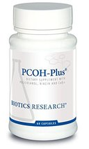Biotics Research PCOH-Plus® - Policosanol from Sugarcane, Supports Cardiovascula image 2