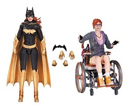 DC Collectibles Batman Arkham Knight Batgirl & Oracle Action Figure 2 Pack - $73.21