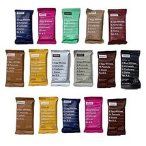RxBars Real Food Protein Bars, Variety pack (pack of 16) - $33.70