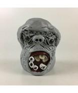 Zombie Monster Head Bank Halloween Creepy Scary Frightening Gross Undead... - $17.75