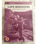 Late Mizoguchi Eight Films 1951-1956 The Masters of Cinema Series DVD Se... - $299.95