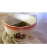 Mainstays Heirloom Rose Pink All Purpose Cereal Footed Bowl - $3.77