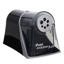 Westcott Axis iPoint Evolution Electric Heavy Duty Pencil Sharpener (15509) - $66.54