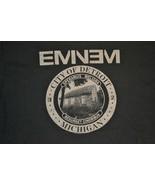 Eminem City of Detroit Black Shirt Marshall Mathers 2 Album Official Shi... - $16.83