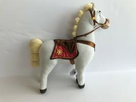 Disney Store Maximus Tangled Rapunzel White Horse Plush Stuffed Animal D... - $24.89