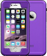 URGE Basics Waterproof Shockproof Protective Case for iPhone 6/6s Touch ... - $12.25