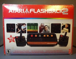 Pre-Owned Atari Flashback 2 Console System with control in original box - $9.99
